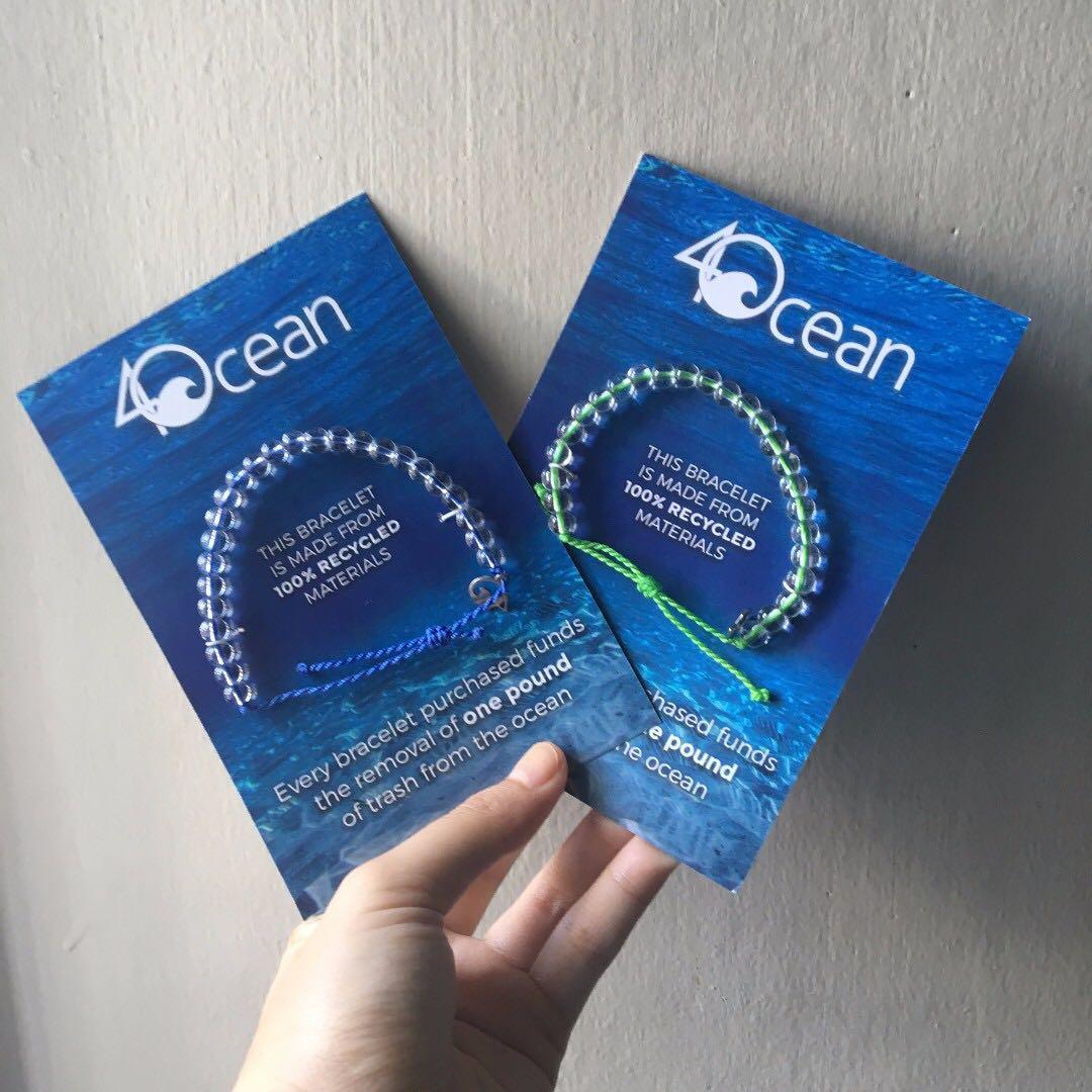Ocean Bracelet Save Our Oceans Today Luxury Accessories On - 4ocean