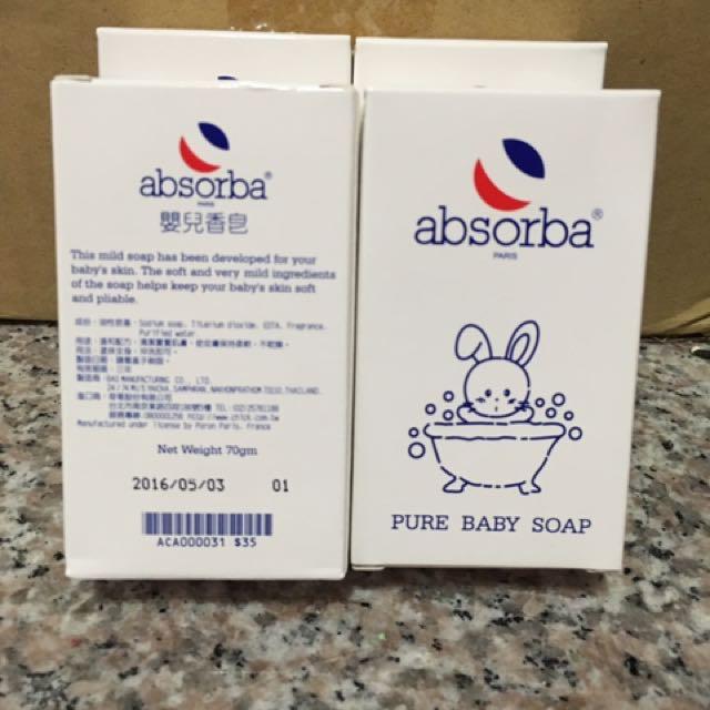 奇哥寶寶香皂