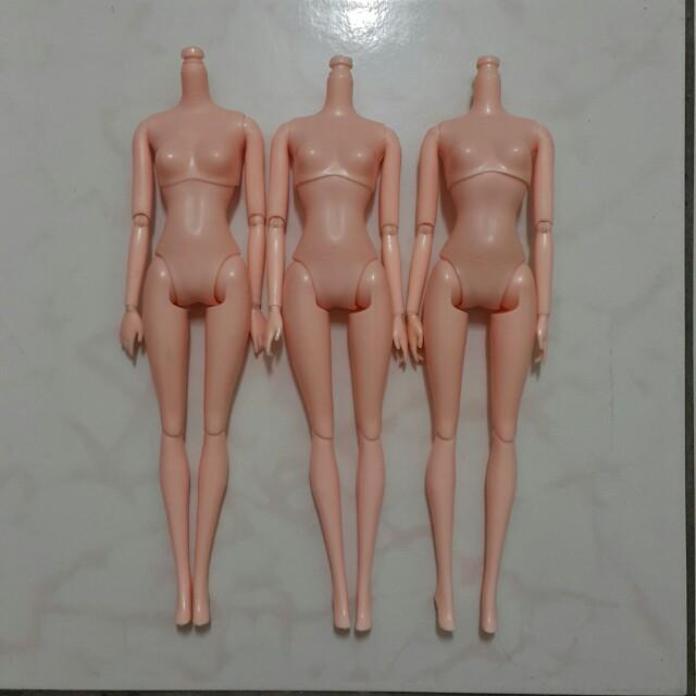 芭比白肌關節素體(三支一起賣)