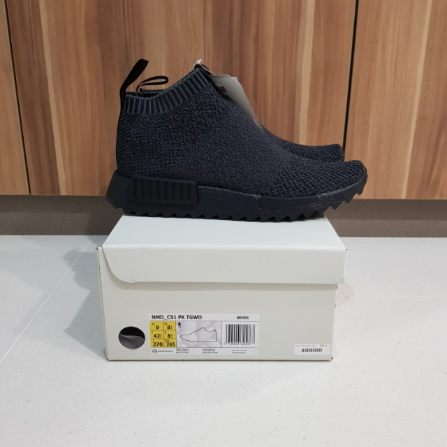 pretty nice c9f8c 193d1 Adidas x The Good Will Out NMD CS1 City Sock US9, Everything ...