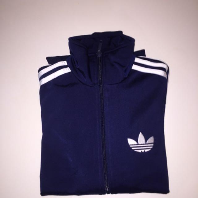 Adidas Superstar Track Jacket XS