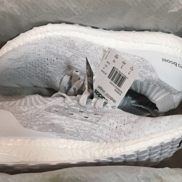 Adidas Ultra Boost Uncaged 'triple white'