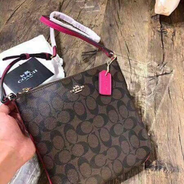 1431631def8f ... cheap authentic coach sling bag womens fashion bags wallets on  carousell 483cd 8d764