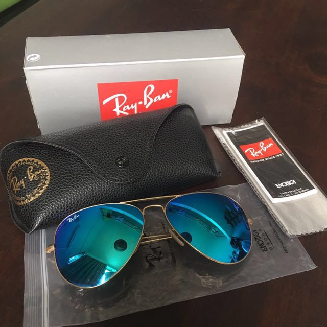 26189ee5fb49 Authentic Ray-Ban aviator sunglasses (Unisex)