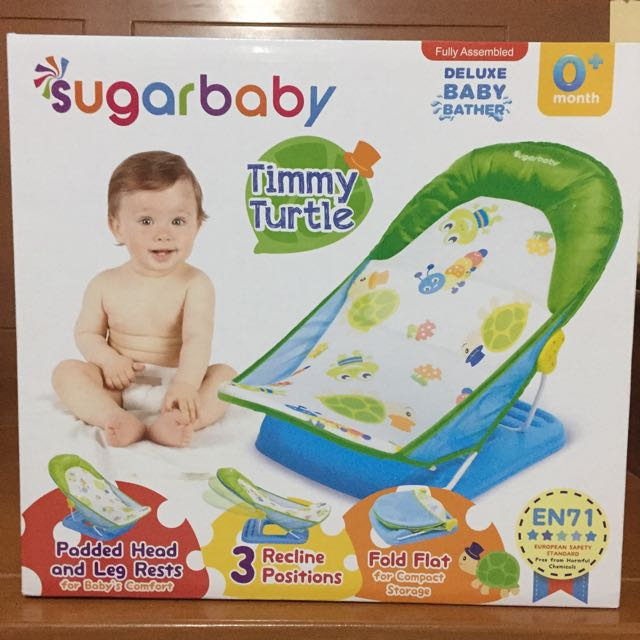 Baby Bath sugar baby