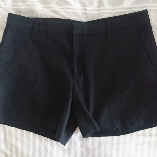 Banana Republic Black Shorts (size 10)