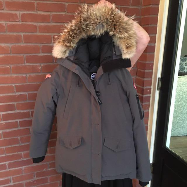 Basically New Canada Goose Jacket Grey
