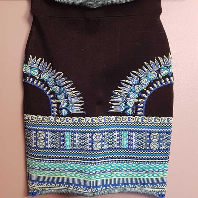Bcbg power skirt small