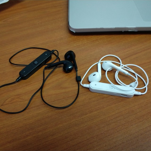 Bluetooth Earpods with Mic