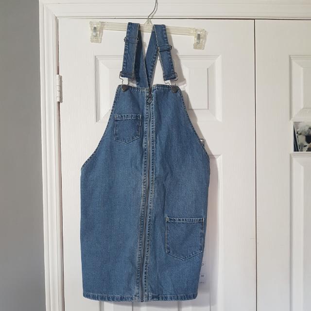 Brand New Jean Dress
