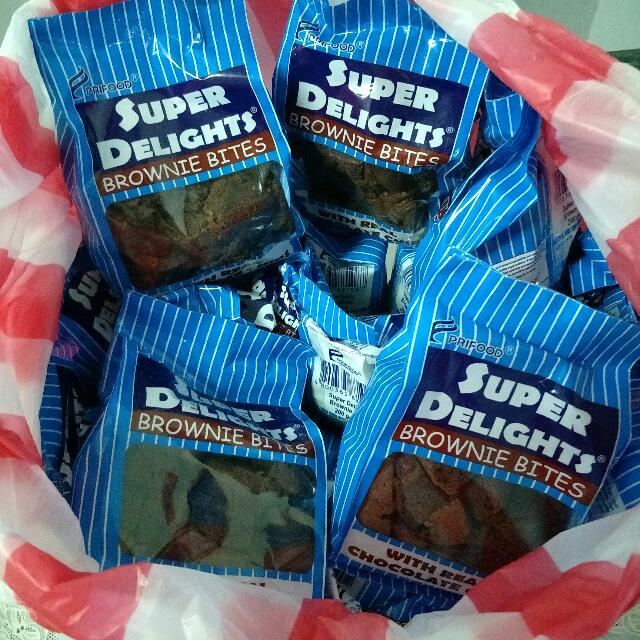 Brownies SUPER DELIGHTS