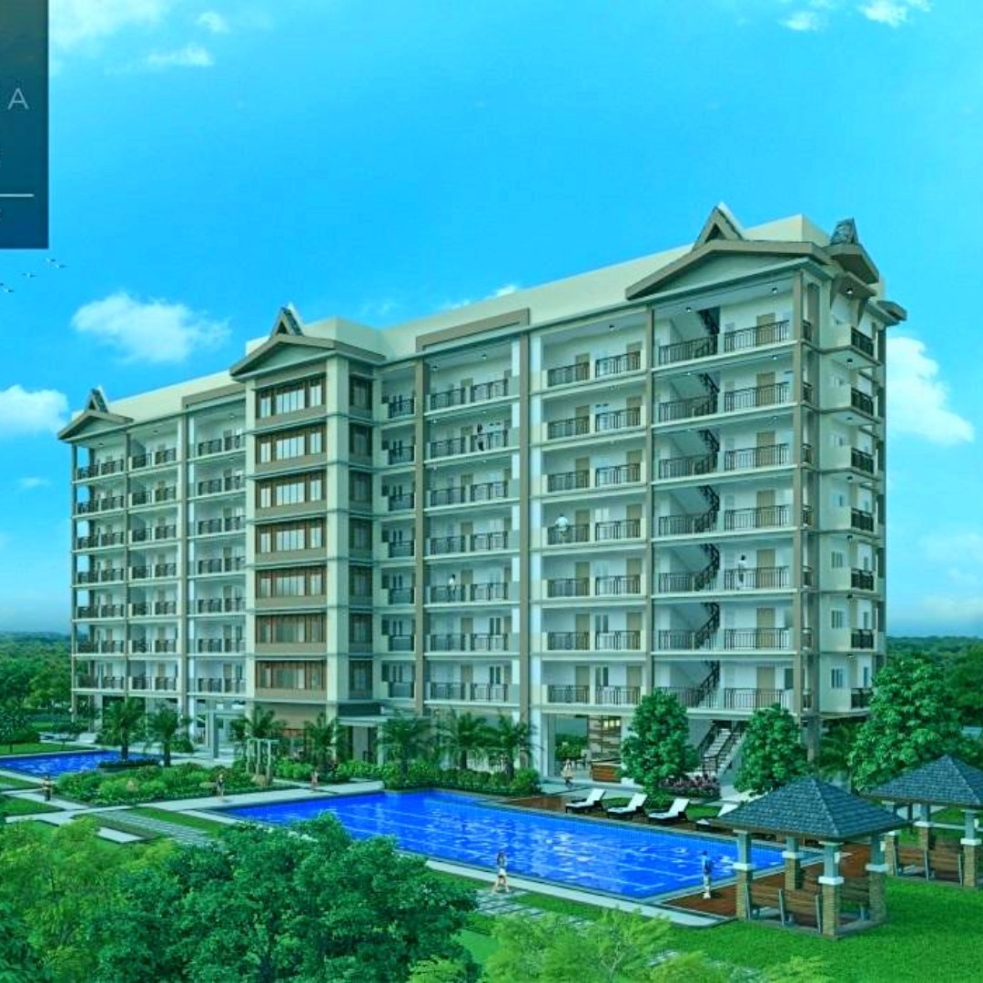 Calathea Place 2 bedroom Condo in Paranque City near Shopwise Sucat