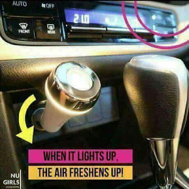 Car Diffuser Refreshing