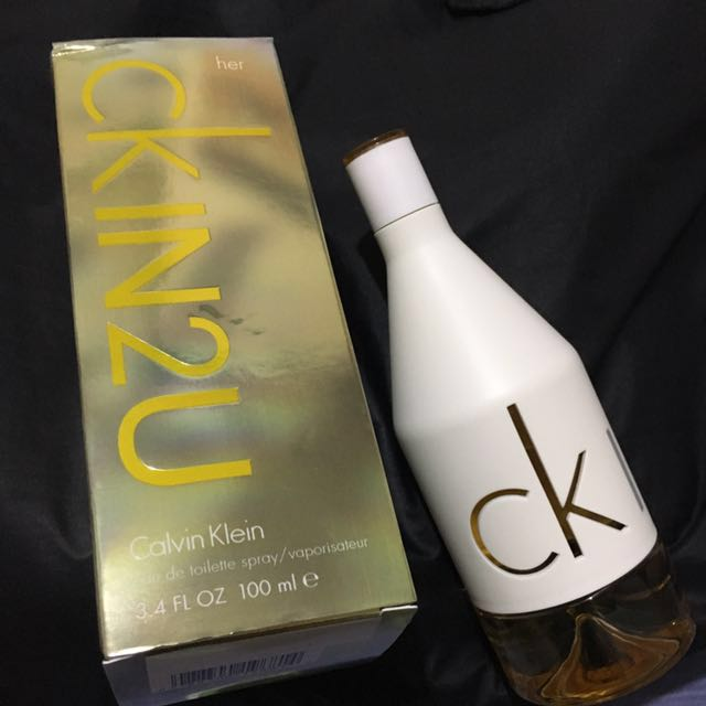 CK in 2 U for Her Perfume
