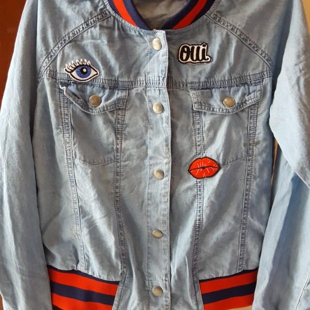 Colorbox Denim Jacket