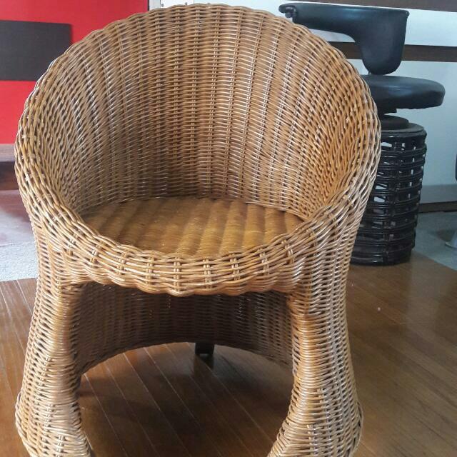 Cyclonic Weave Chair