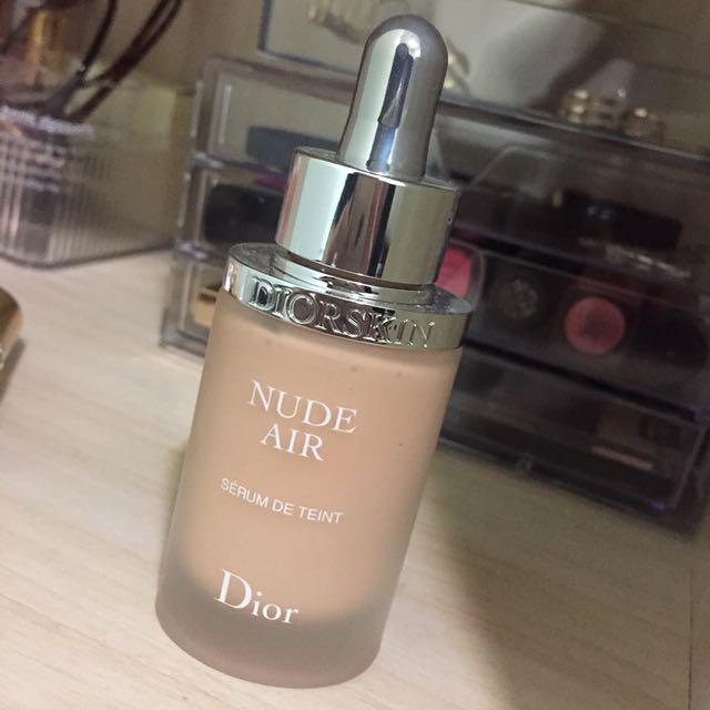 Dior粉底液