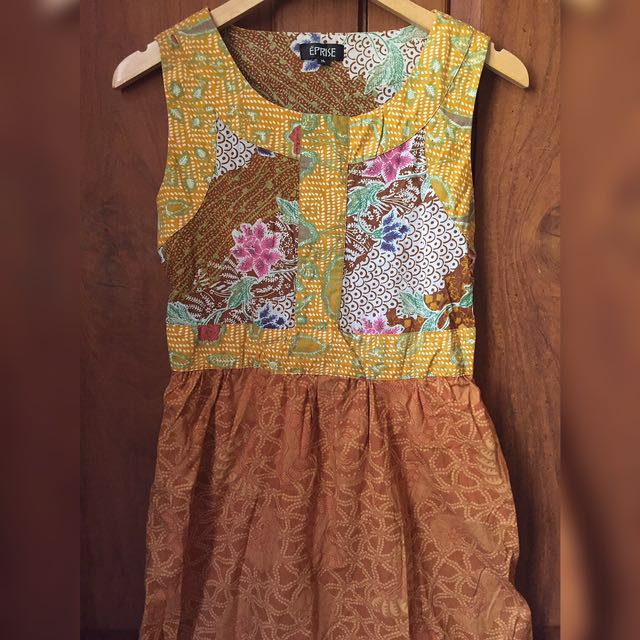 Dress Batik brand EPRISE