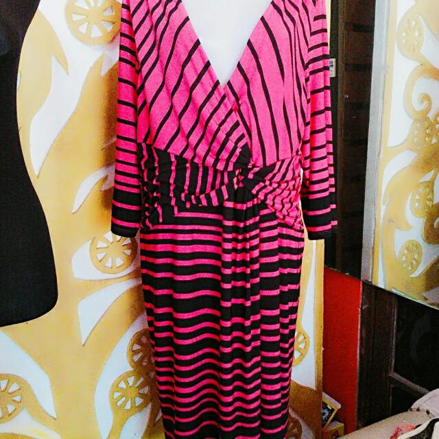 Dress pink