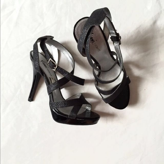 Fioni Night black shoes