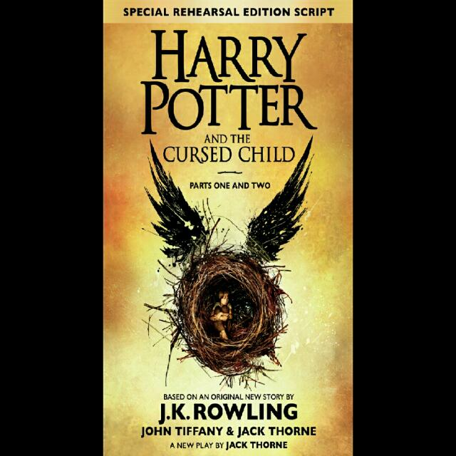 Free Ebook Harry Potter The Cursed Child On Carousell