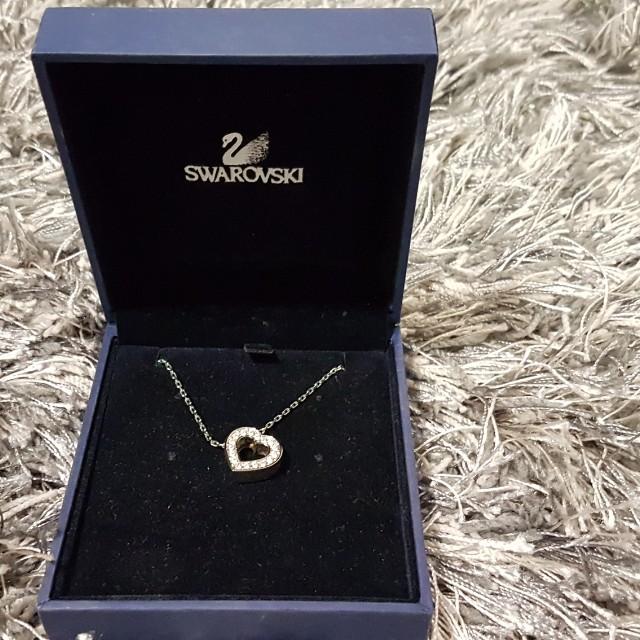 Genuine Swarovski Necklace