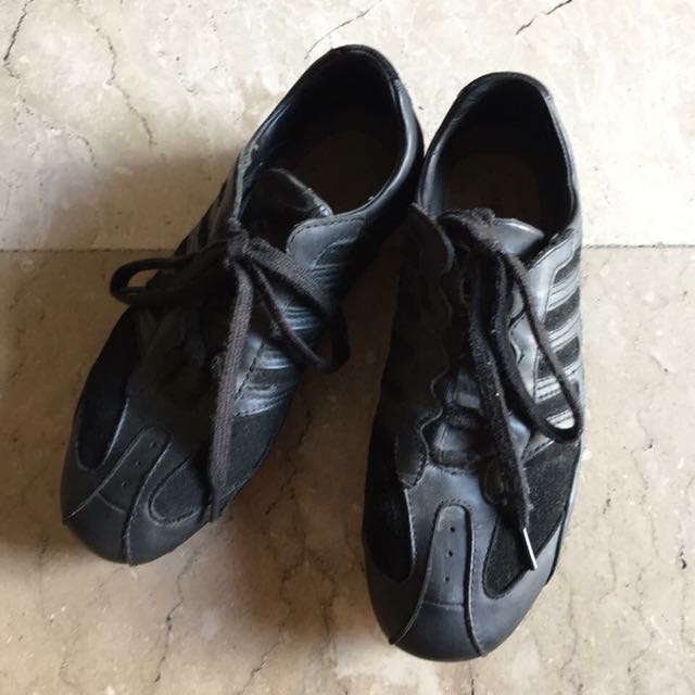 GEOX Black Patent Leather Rubbershoes