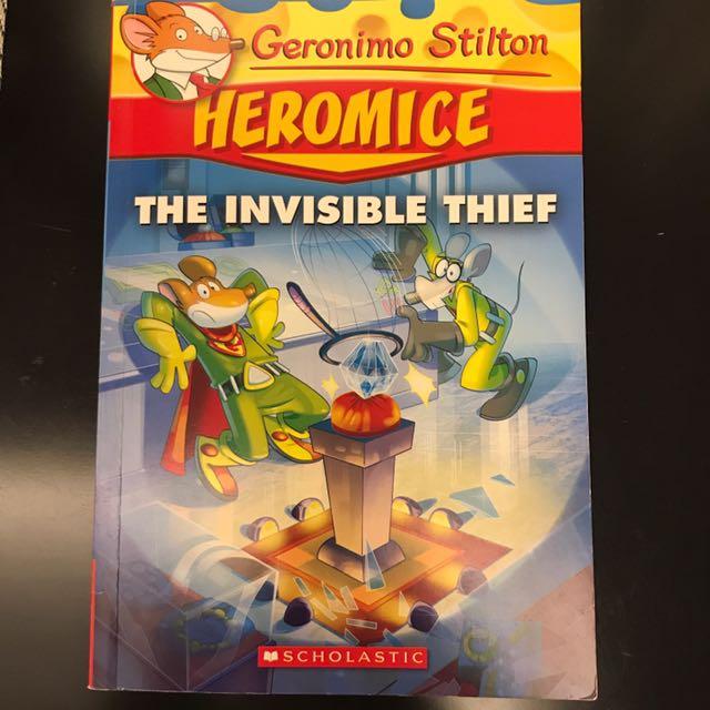 Geronimo Stilton HEROMICE