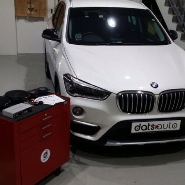 Gladen speakers Car Accessories on Carousell