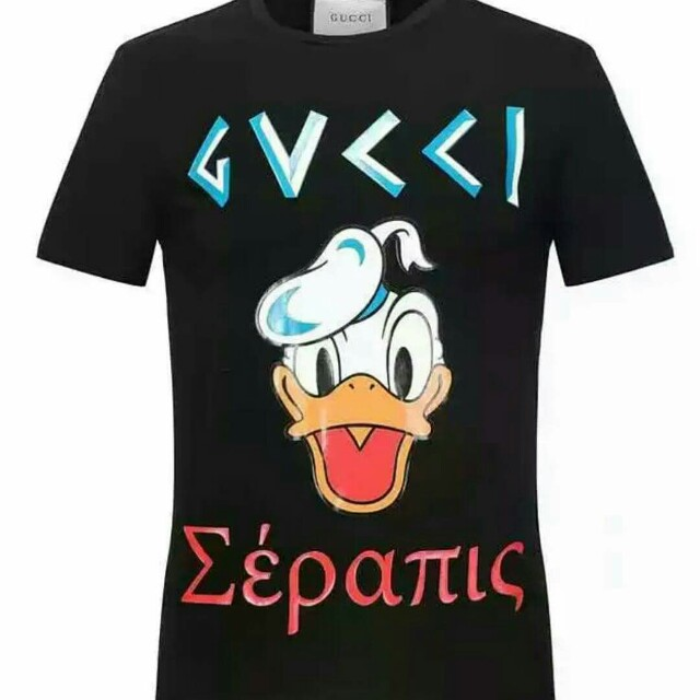 0fb9462d262 instock Gucci Donald Duck tee
