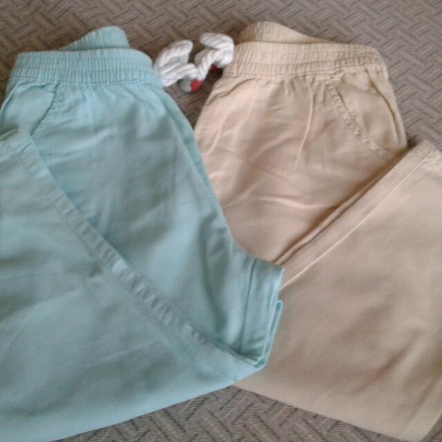 H&M Girl's Cotton Pants