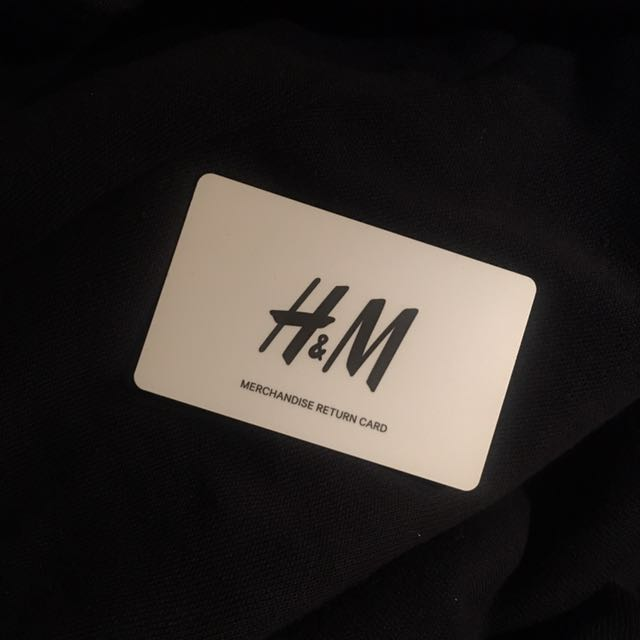 Image Result For Electronic H M Gift Card
