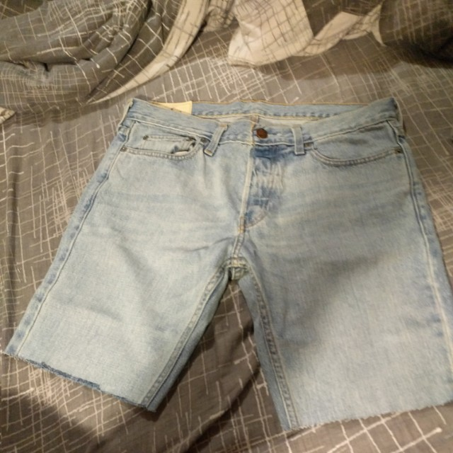 Hollister Jean Shorts Size 32