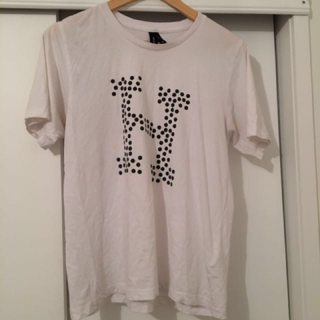 Huffer Dotted H Top