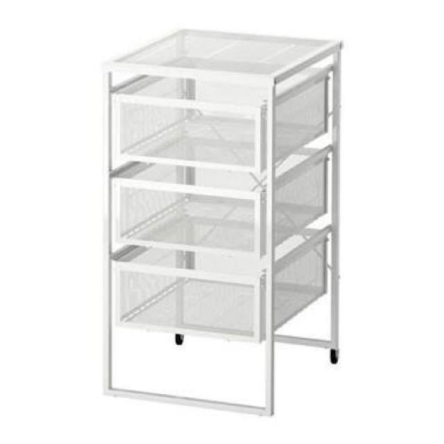 Ikea Lennart Drawers