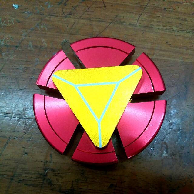 Iron Man Spinner