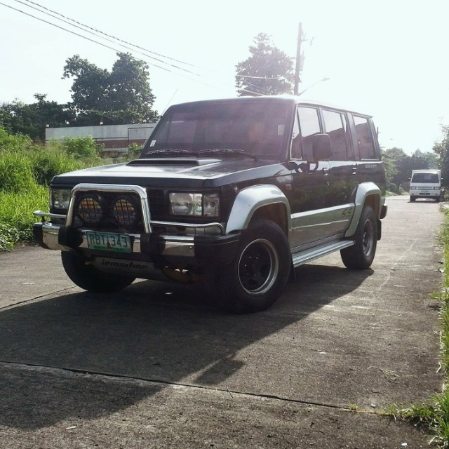isuzu trooper bighorn 4x4 all power (at), cars, cars for sale on