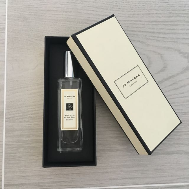 Jo Malone 全新海鹽香水 Wood Sage&sea Salt 30ml