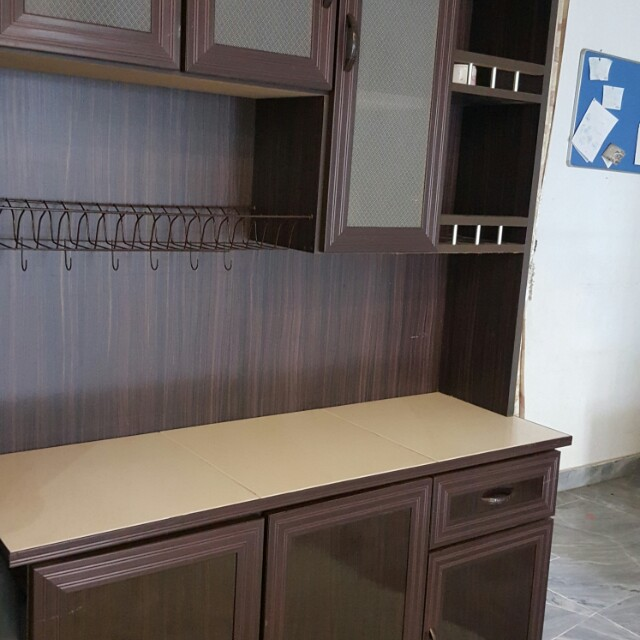 Kabinet Dapur Mudah Alih Home Furniture On Carou