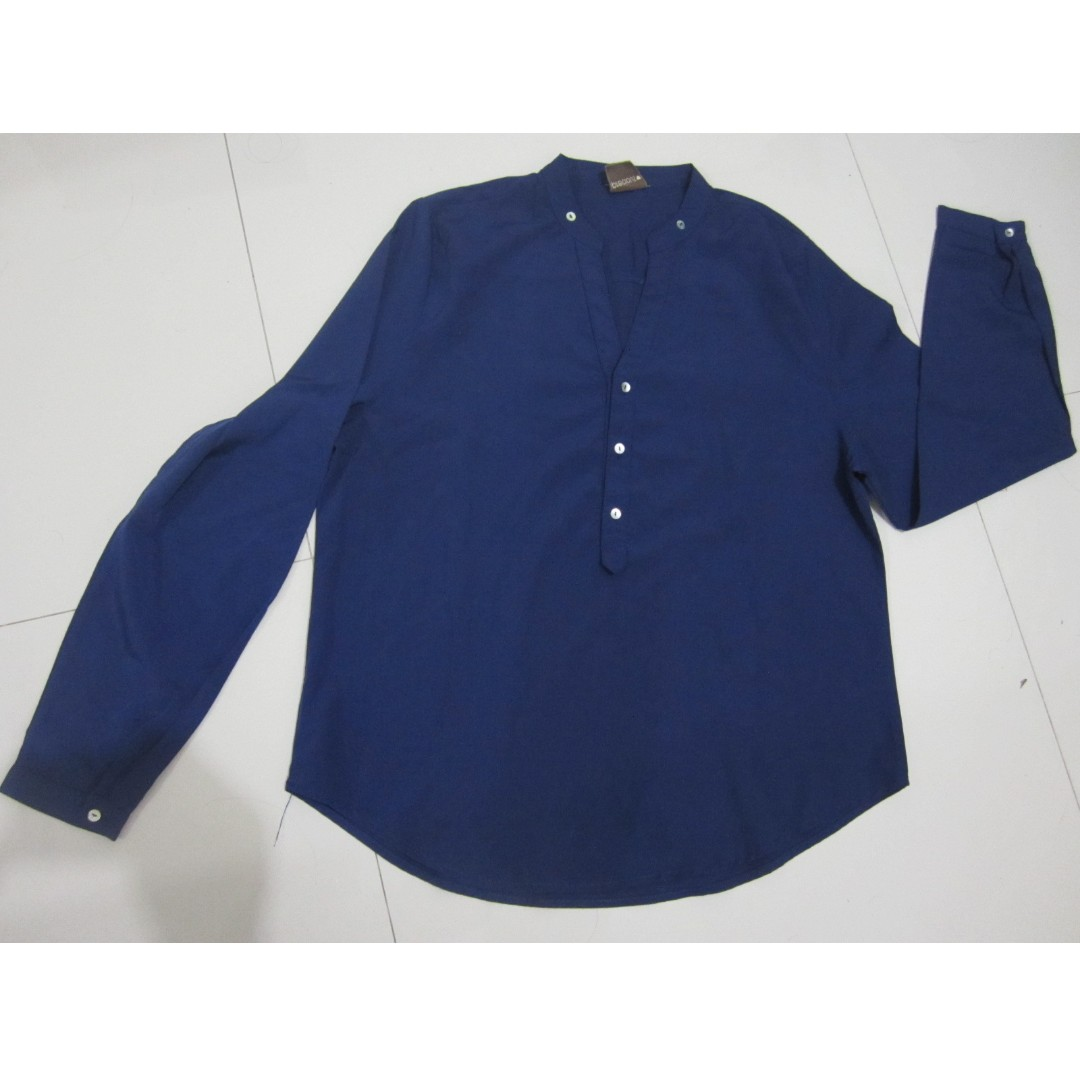 Navy Blue Top - PRECIOUS