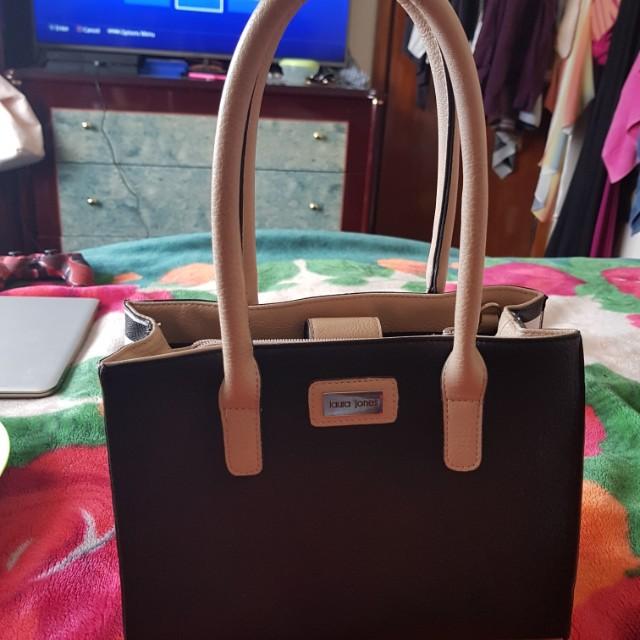 Laura Jones handbag