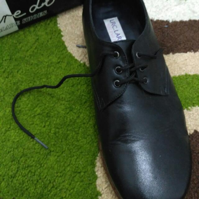 Leather Shoes Lrc.Larici