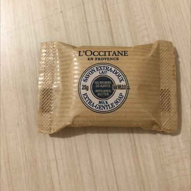 L'occitane Gentle Soap