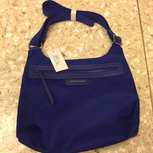 Long Champ Le pliage crossbody bag (not authentic)