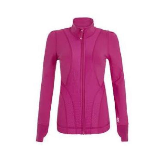 Lorna Jane 'prisma zip through jacket'