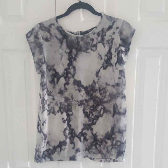 Mango cloudy shirt size XS - S