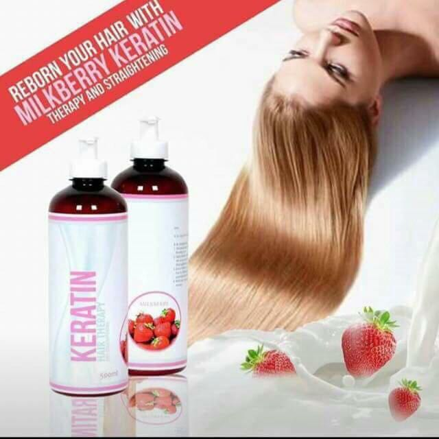 Milk Berry Keratin