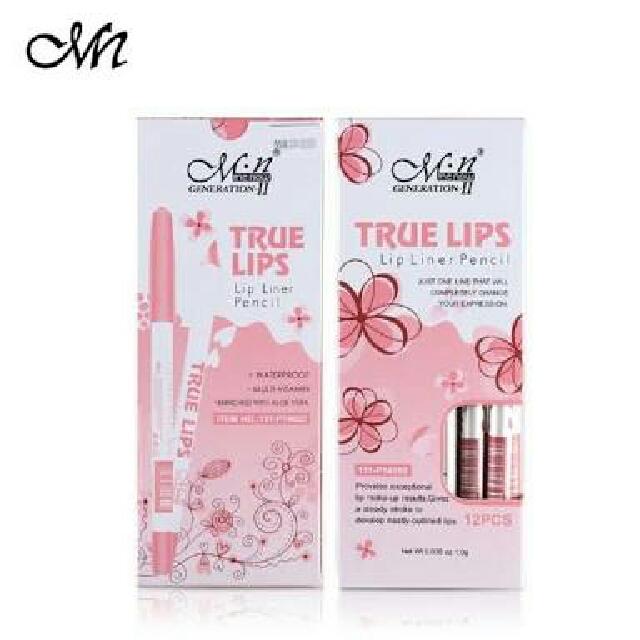 M.N True Lips lip liner pencil