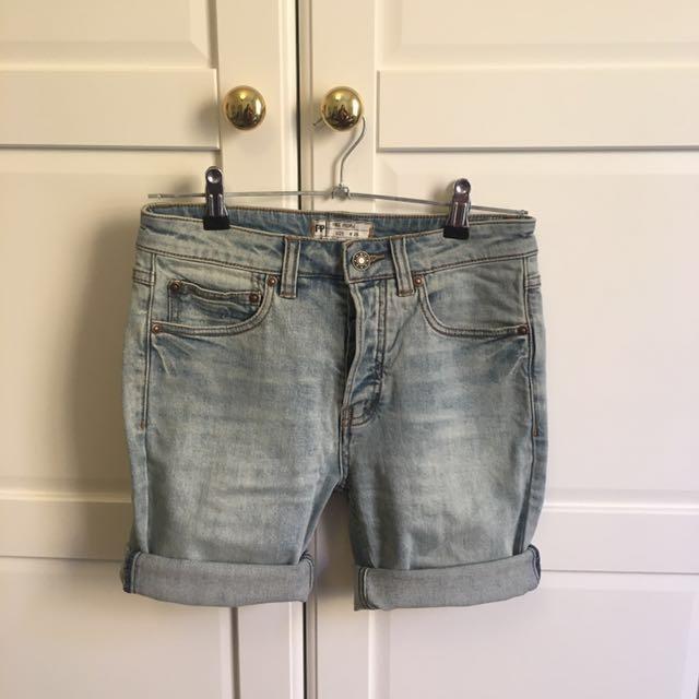 NEW Free People - Denim Shorts