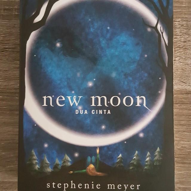 New Moon - Twilight Series Indo Vers